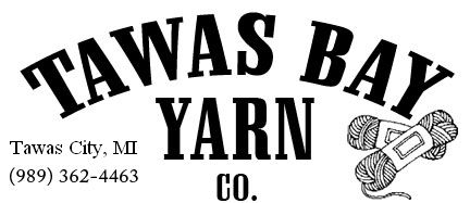 Tawas Bay Yarn Company 551 W. Lake St. Tawas City, MI 48763 - Phone: (989) 362-4463