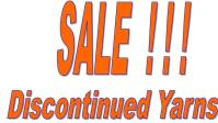 We're having a Sale!! Discounted Yarns.